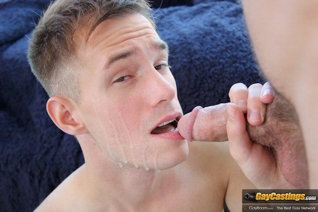image Gaycastings max woods fucked in first porn audition