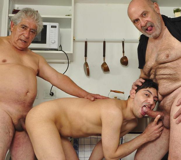Www daddy luiggi and dario photo sex