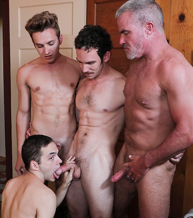 Семейное Гей Порно